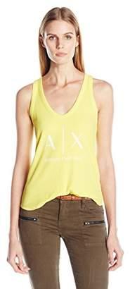 Armani Exchange A X Women's Tank Top/Cami Shirt