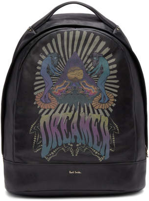 Paul Smith Black Dreamer Technique Backpack