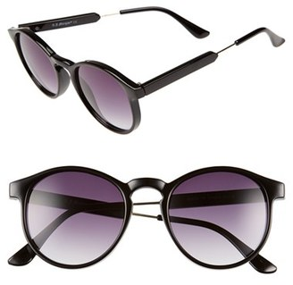Women's A.j. Morgan 50Mm Sunglasses - Black $24 thestylecure.com