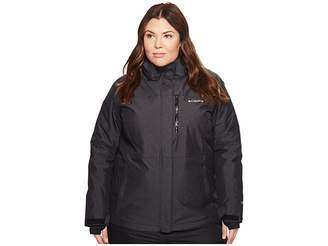 Columbia Plus Size Alpine Actiontm Omni-Heattm Jacket