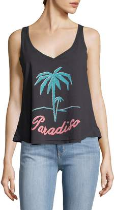 Sol Angeles Women's Paradiso Cotton Tank Top
