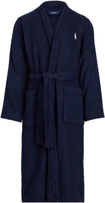 Ralph Lauren Cotton Terry Kimono Robe