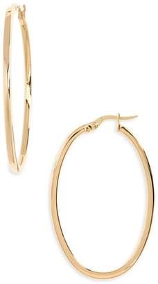 Roberto Coin Large Hoop Earrings