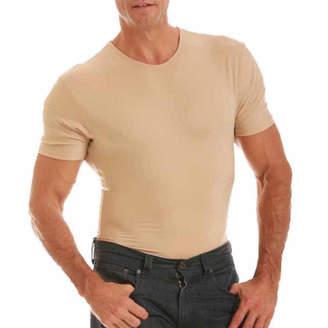 INSTA SLIM Insta Slim Men's Compression Crew Neck Shirt