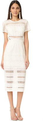 STYLESTALKER Venice Midi Dress $189 thestylecure.com