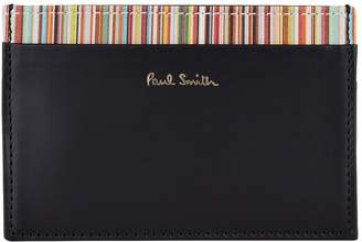 Paul Smith Signature Stripe Card Holder