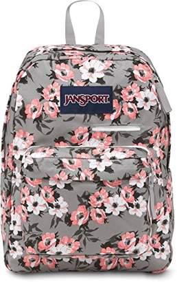 """JanSport Womens Digital Carry Mainstream Digibreak Backpack - / 16.7""""H X 13""""W X 8.5""""D"""