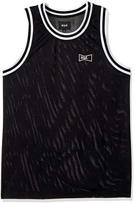 HUF Men's Drink up Basketball Jersey