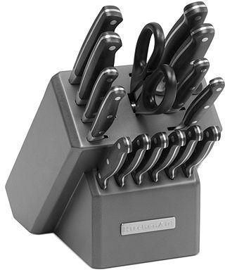 KitchenAid Silverite 16 Piece Cutlery Set