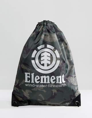 Element Buddy Sports Bag in Camo