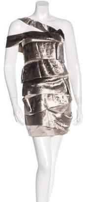 Marc Jacobs Velvet Embellished Dress Velvet Embellished Dress