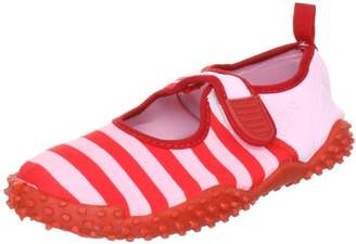 Playshoes Uv Protection Aqua Stripes Bathing Shoe, Unisex Kids' Bathing Sandals,(34/35 EU)