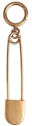 Burberry Kilt Pin key charm