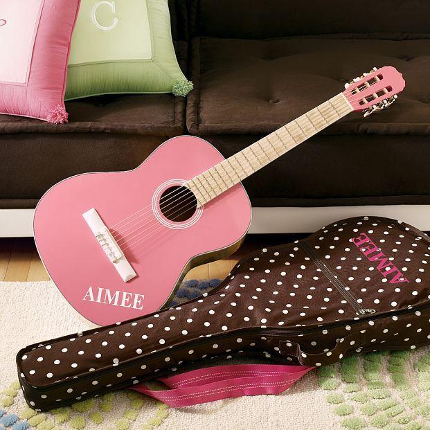Girls Acoustic Guitar + Bag