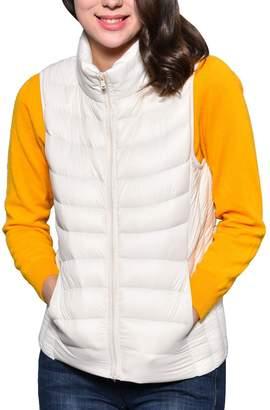 Factory CHERRY CHICK Women's Ultralight Packable Down Vest (XL, -YX)