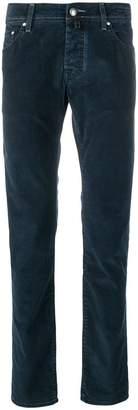 Jacob Cohen smooth texture jeans