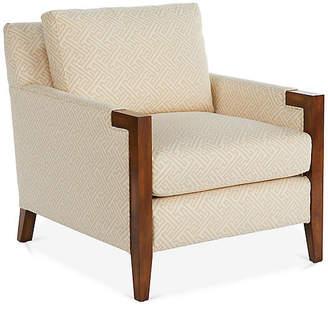 Michael Thomas Collection Chloe Club Chair - Natural