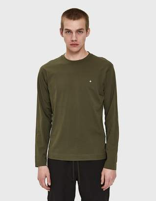 Stone Island Compass T-Shirt in Military Green