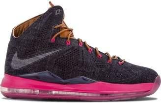 Nike Lebron 10 EXT Denim QS sneakers
