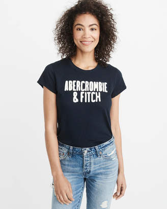Abercrombie & Fitch Graphic Crew Tee