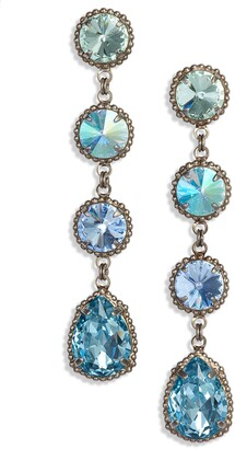 Sorrelli Pear Drop Statement Earrings