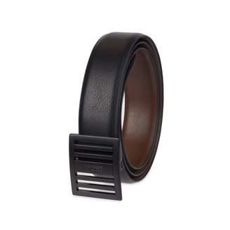Kenneth Cole Reaction Men's Reverisble Adjustable Trackless Perfect Fit Slide Belt