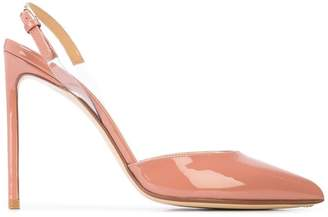 Francesco Russo slingback pumps