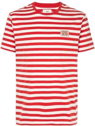 Kent & Curwen regular stripe T-shirt