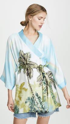 Le Superbe Madame Wong Kimono