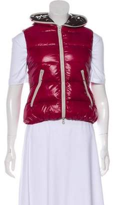 Duvetica Quilted Down Vest