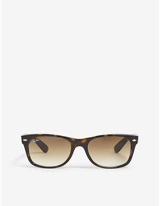 fad03d3412 at Selfridges · Ray-Ban Wayfarer Classic Havana sunglasses
