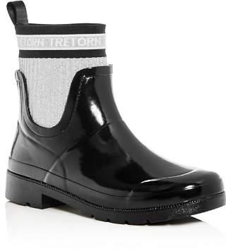 Tretorn Women's Lia Low-Heel Rain Booties