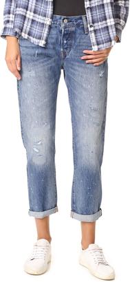 Levi's 501 CT Jeans $198 thestylecure.com