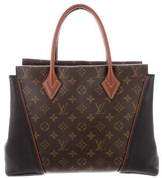 Louis Vuitton Monogram W PM Tote