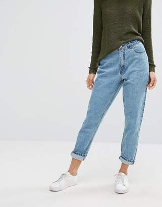 Only Vintage Wash Mom Jean