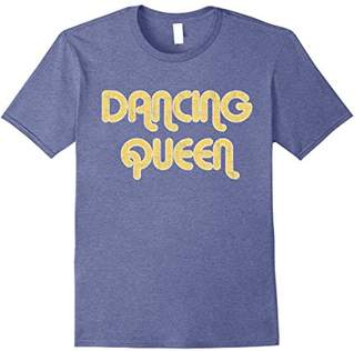 DANCING QUEEN Vintage Large Print 1970's T-Shirt
