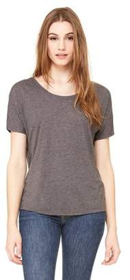 Clementine Apparel Women's Flowy Simple T-Shirt