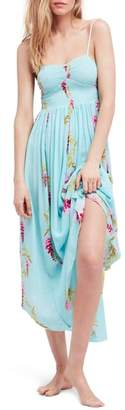 Free People Beau Print Slipdress