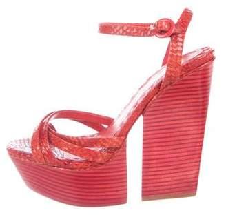 Alice + Olivia Platform Sandals