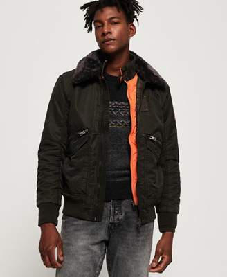 Superdry Winter Hercules Bomber Jacket