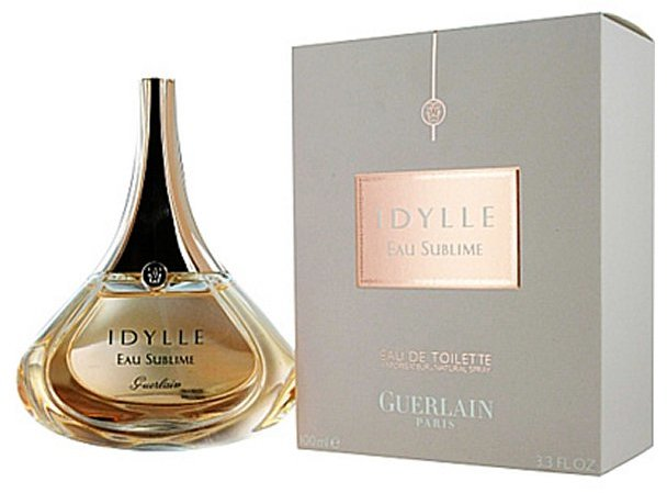 Guerlain Idylle Eau Sublime by for Women