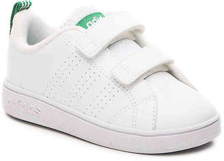 adidas Advantage Clean Infant & Toddler Sneaker - Girl's
