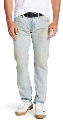 AG Jeans Slim Straight Leg Jeans