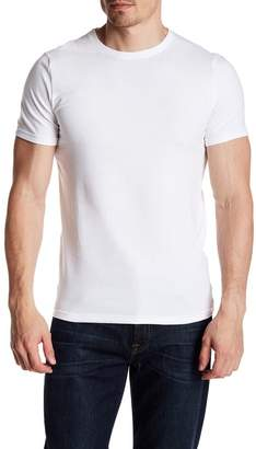 Nordstrom Stretch Cotton Crew Neck Tee - Pack of 3