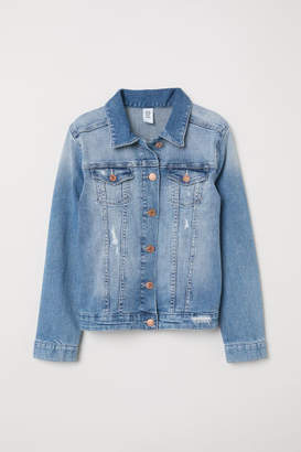 H&M Denim Jacket - Blue
