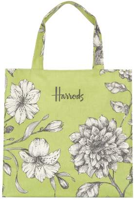 Harrods Sorrento Botanical Small Shopper Bag