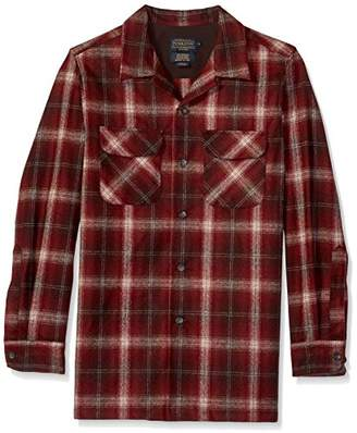 Pendleton Men's Tall Size Long Sleeve Board Shirt