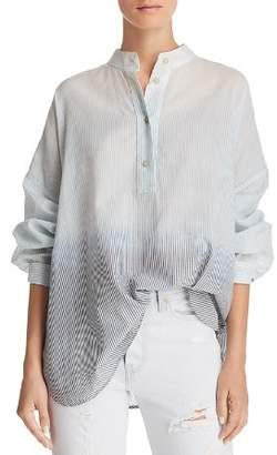 Elizabeth and James Flint Oversize Ombré Shirt