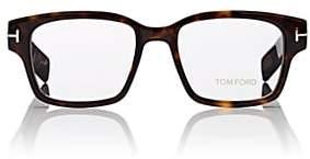 Tom Ford Men's TF5527 Eyeglasses-Brown