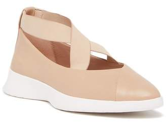 Taryn Rose Danielle Leather Ballet Flat